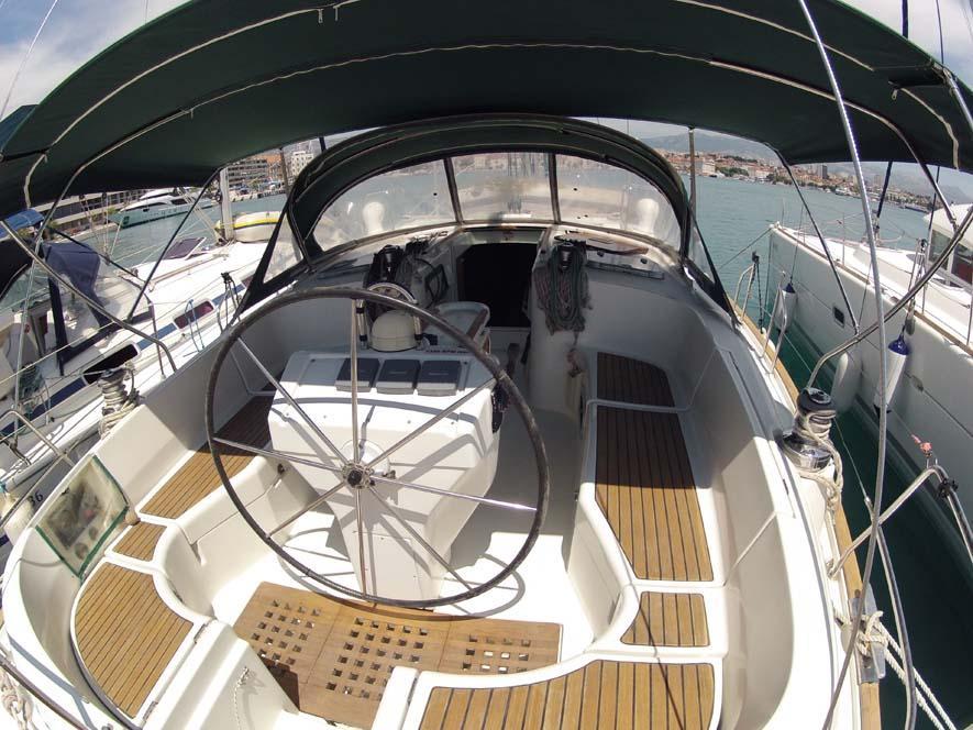 Oceanis Clipper 461, Alfa 1