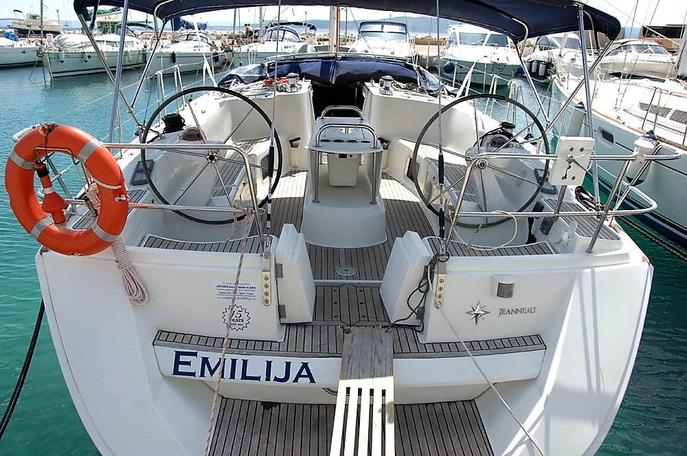 Sun Odyssey 49 - Emilija