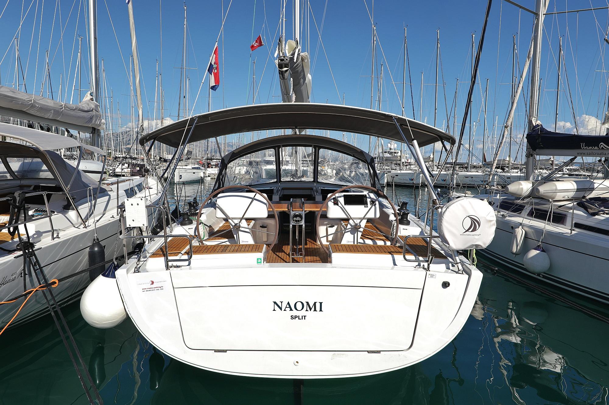 Hanse 458 - Naomi