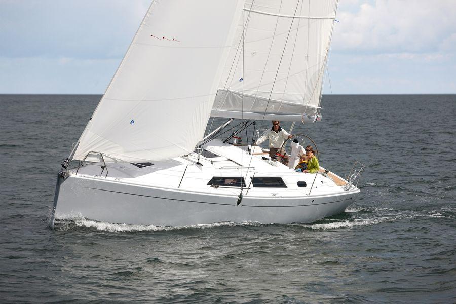 Hanse 355, Mala