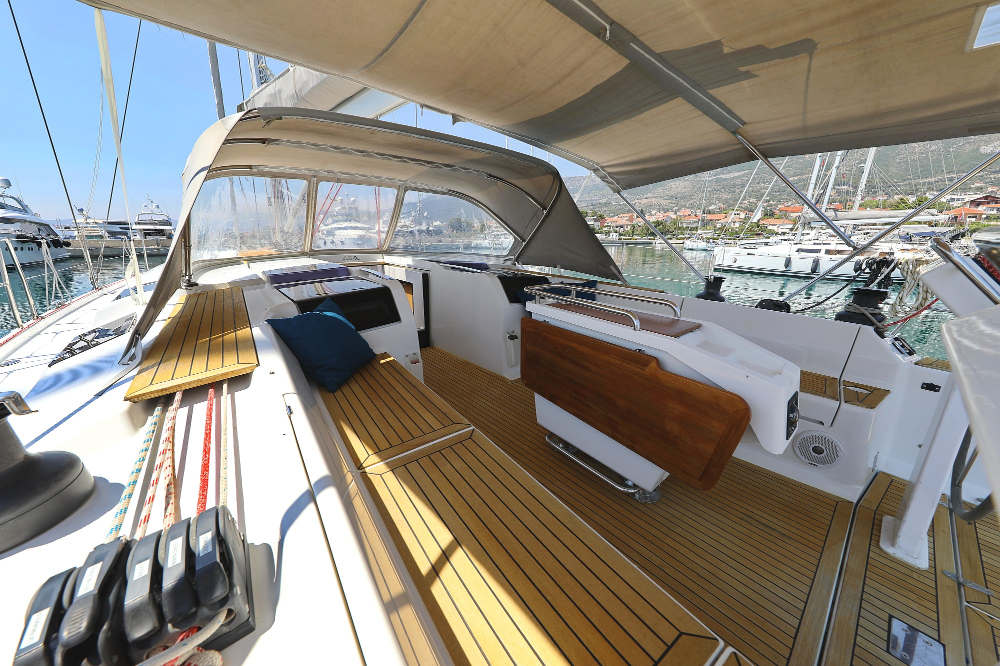 Hanse 505, Super Trouper