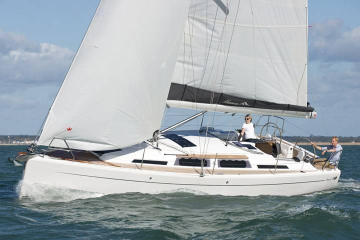 Hanse 345, No Name