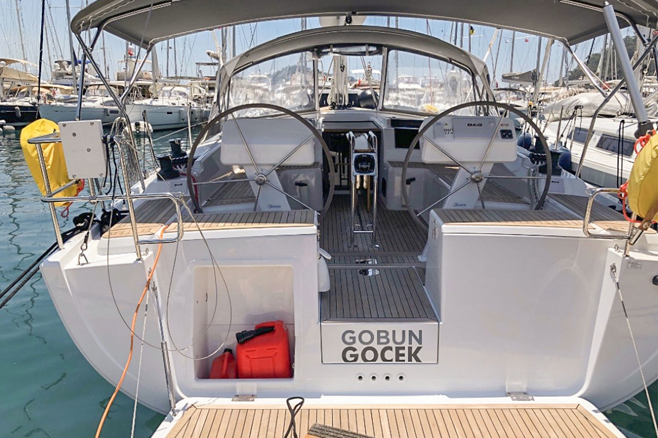 Hanse 458 - GOBUN