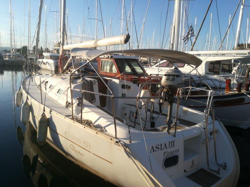Oceanis Clipper 323 - Asia III
