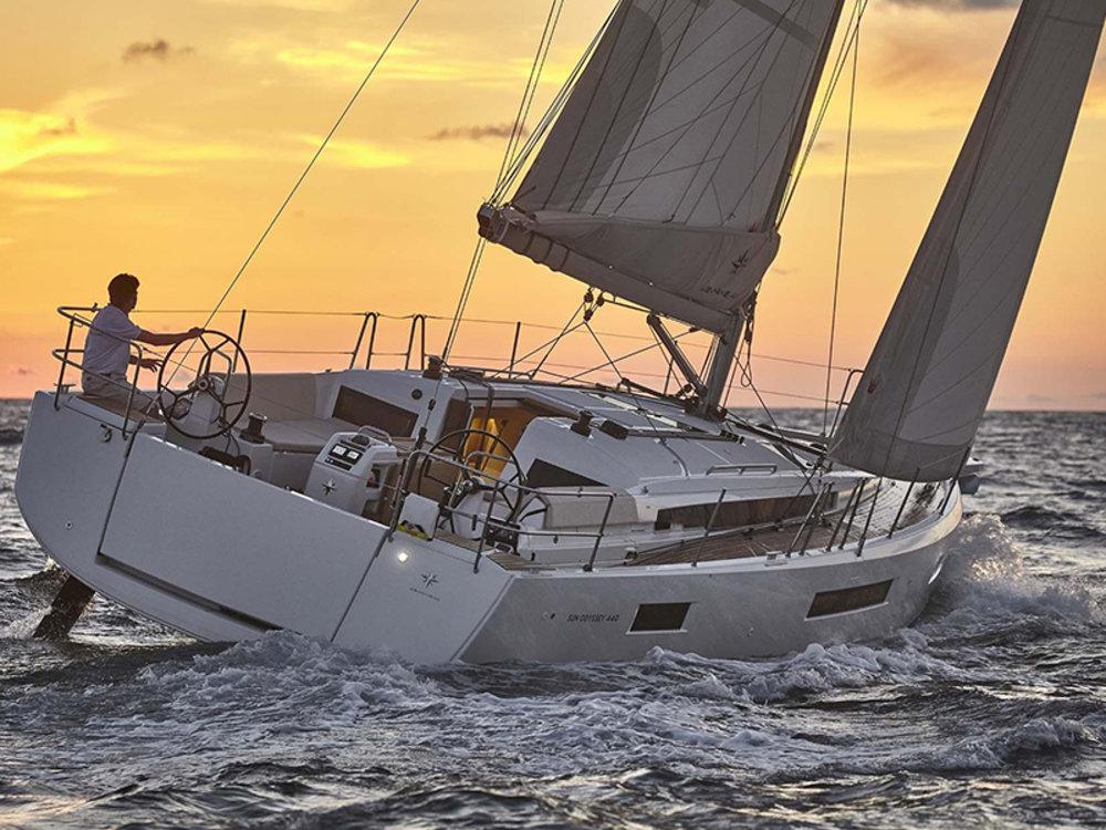 Sun Odyssey 440  - Kos 440.2