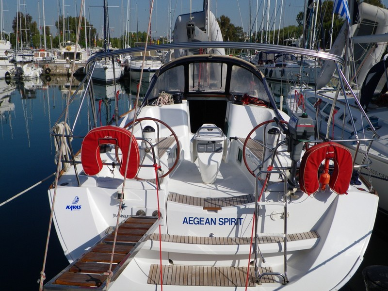 Sun Odyssey 42i - Aegean Spirit