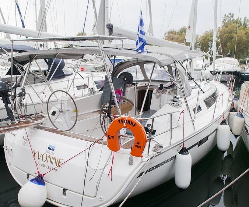 Bavaria Cruiser 41 - 3 cab. - Yvonne