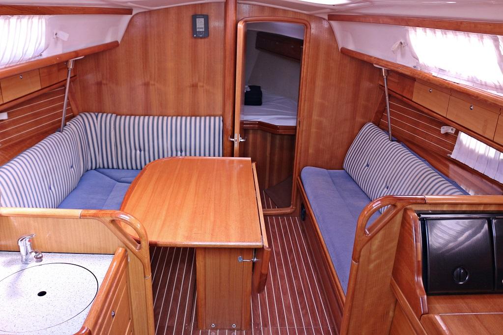 Bavaria 33 Cruiser, Mara
