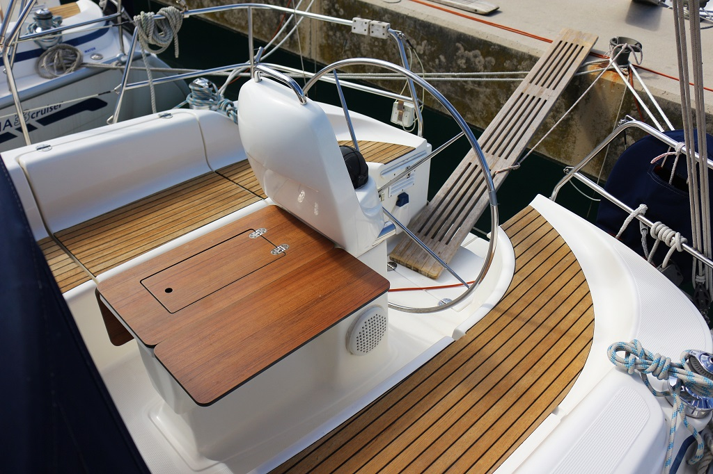 Bavaria 33 Cruiser, Frana