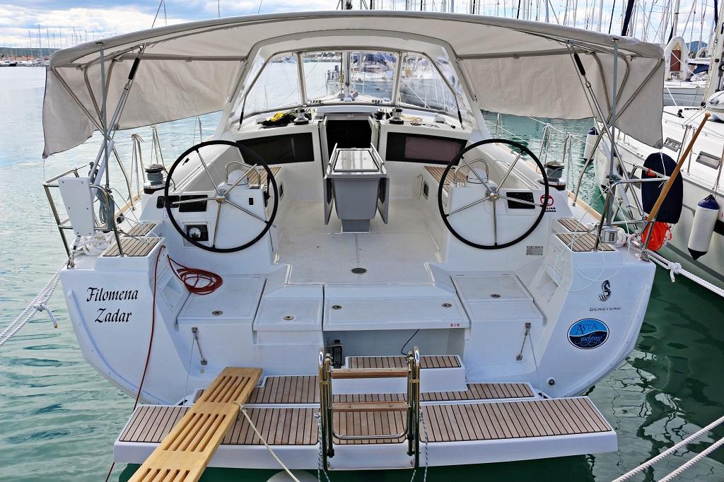 Oceanis 48 - 5 cab. - Filomena