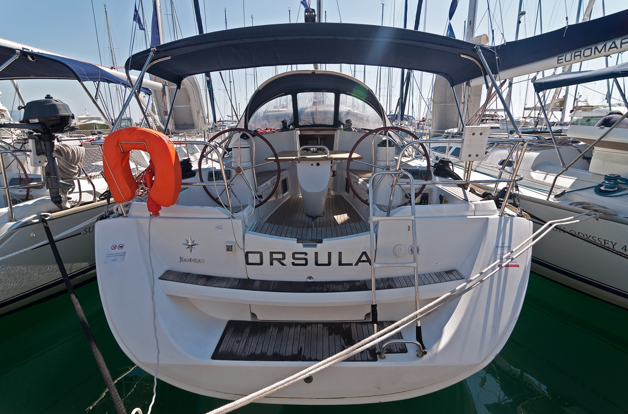 Sun Odyssey 39i, Orsula