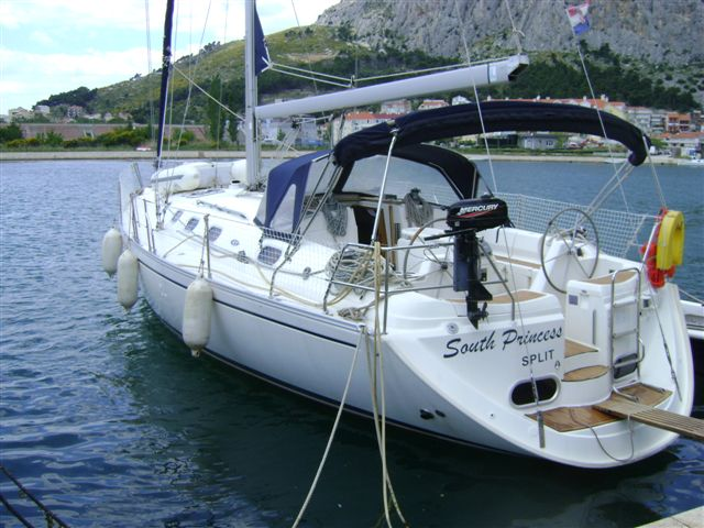 Gib Sea 43, South Princess