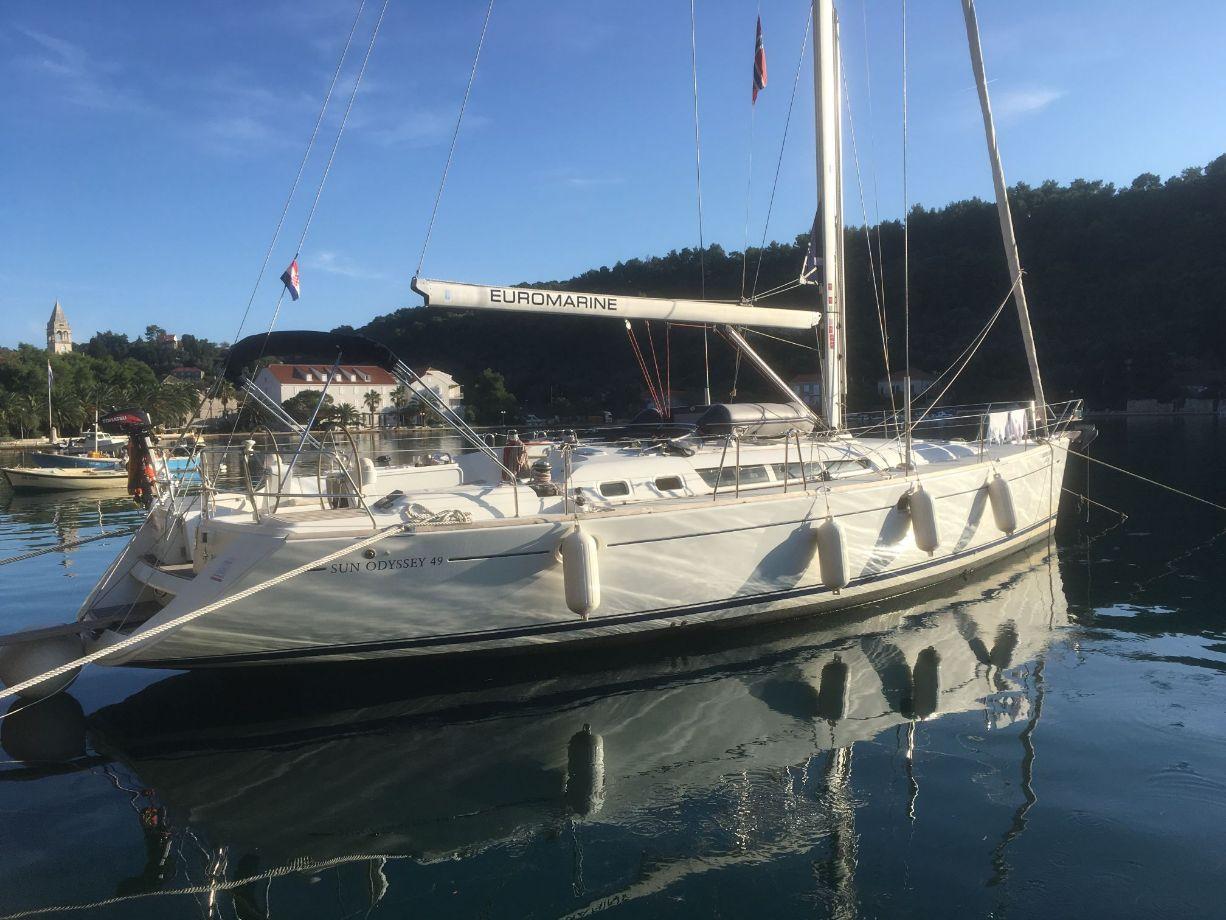Sun Odyssey 49, Norwegian Lady