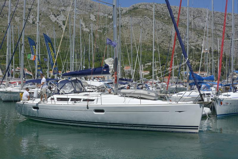 Sun Odyssey 42i, Sea Kiss