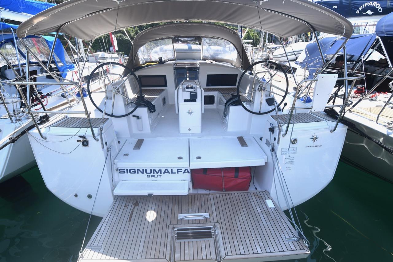 signum alfa Croatia Euromarine