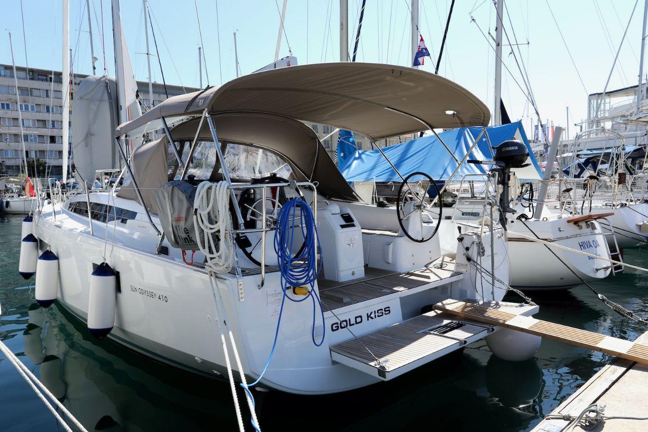 euromarine star kiss croatia