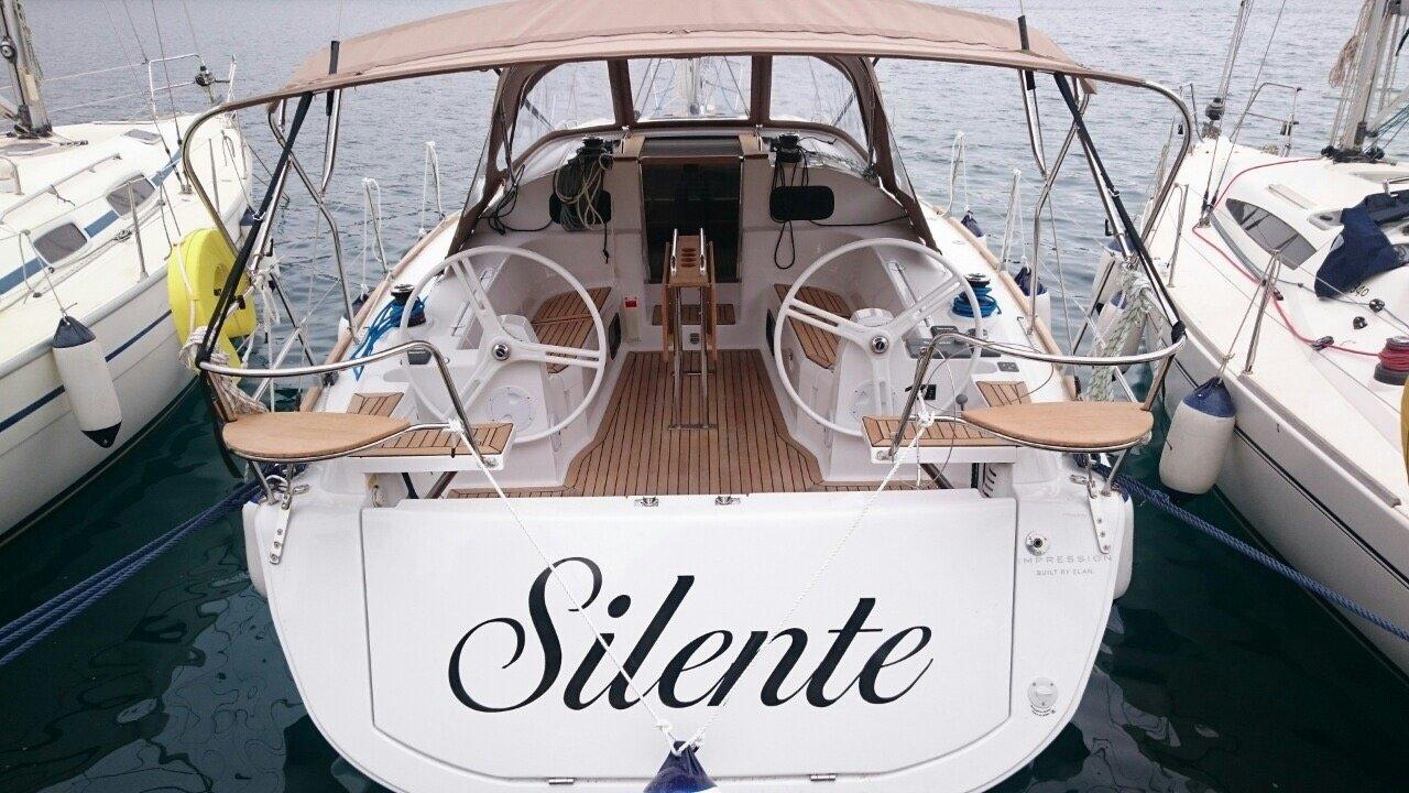 Elan Impression 40 - Silente