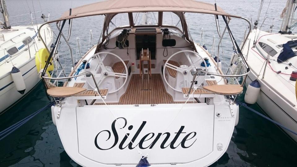 Elan Impression 40 :: Silente
