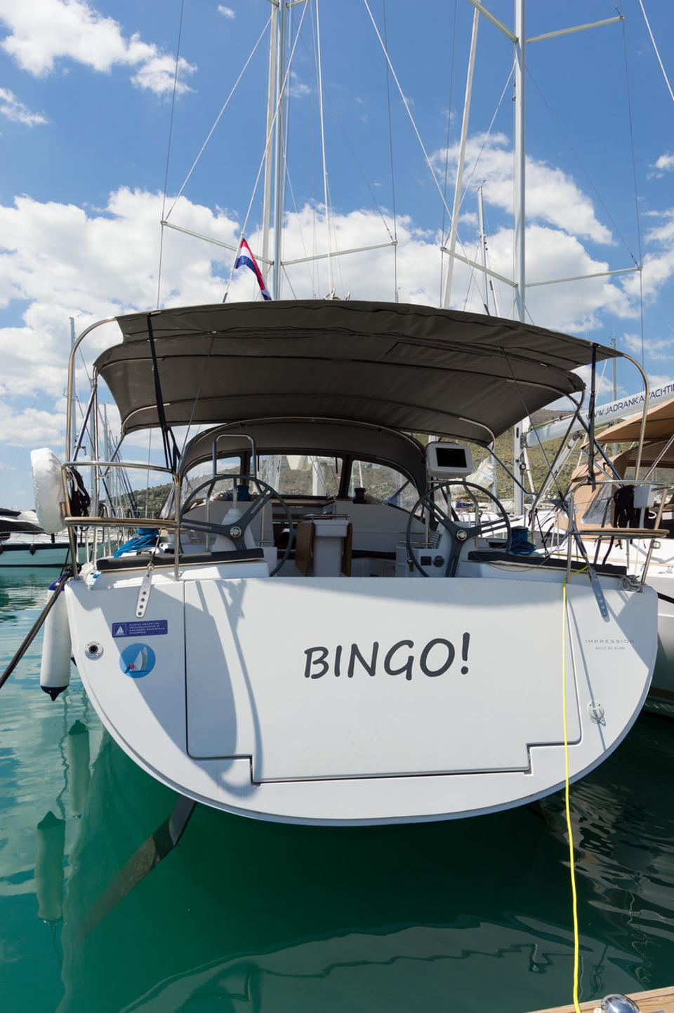 Elan Impression 50  :: Bingo