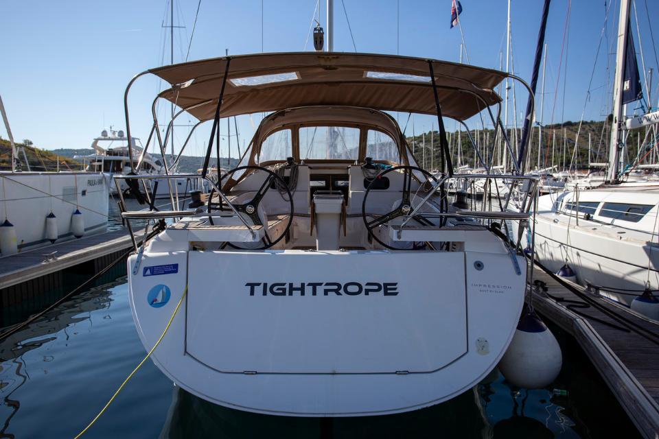 Elan Impression 45 :: Tightrope