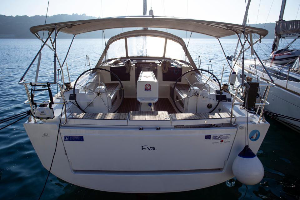 Dufour 412 GL :: EVA