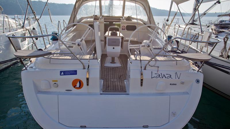 Elan 444 Impression, Lana IV