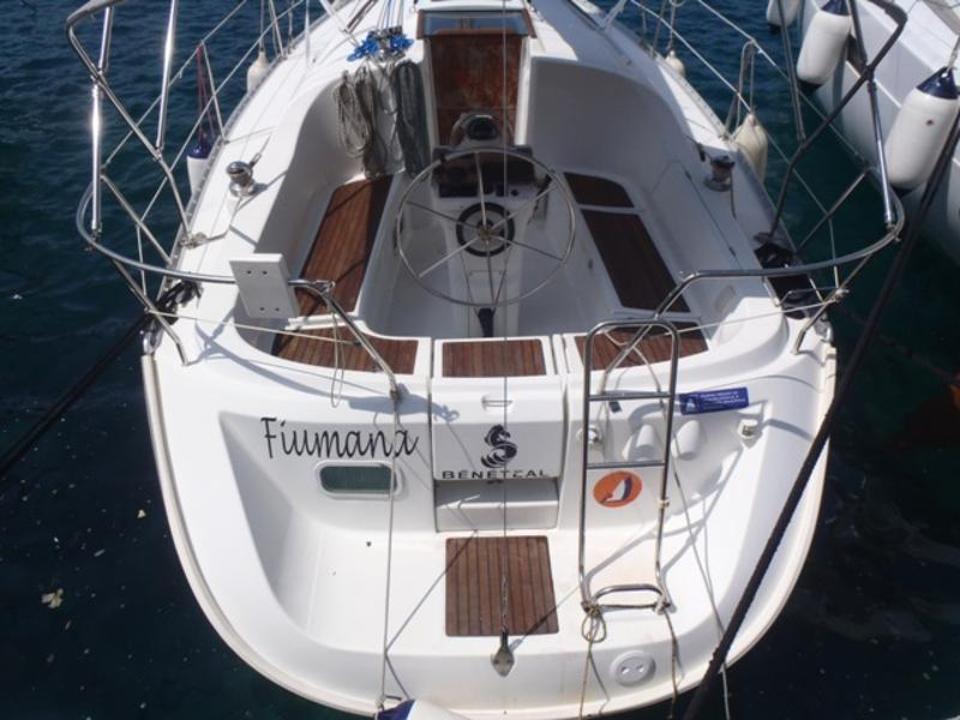 Oceanis 311 :: Fiumana