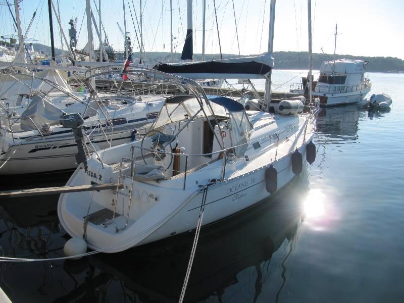 Oceanis 311, Resa II