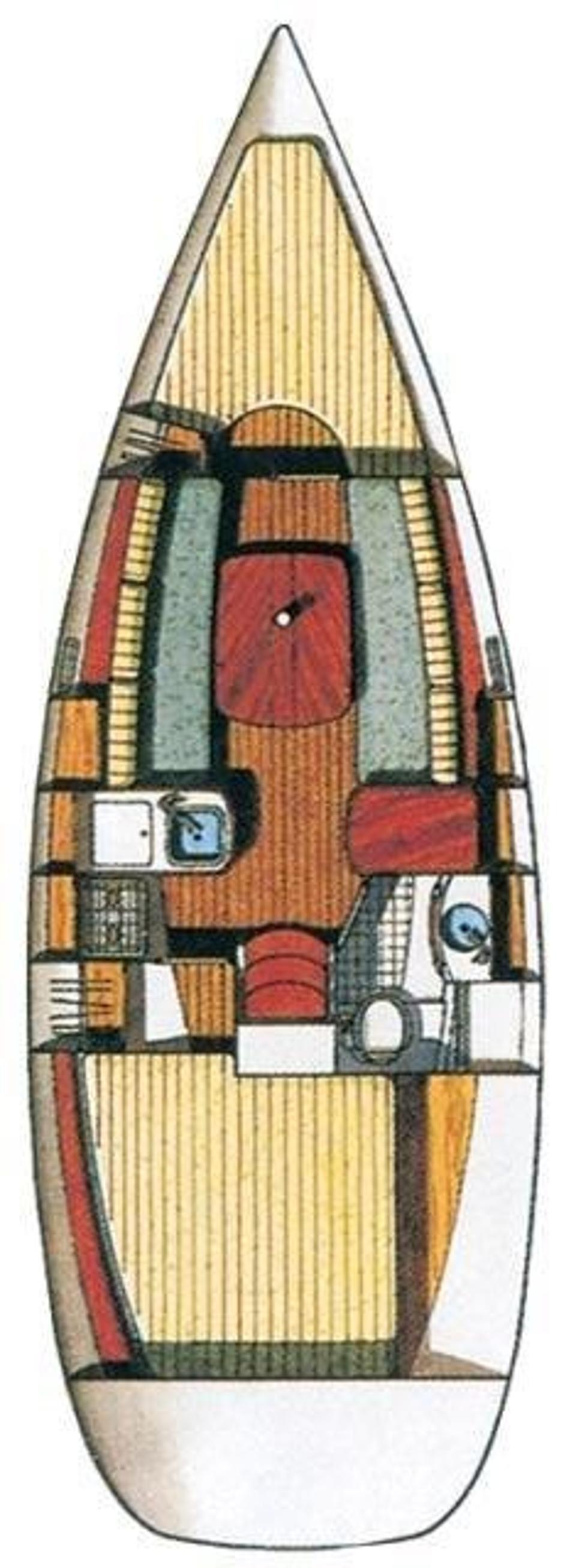 Oceanis 311 :: Resa II