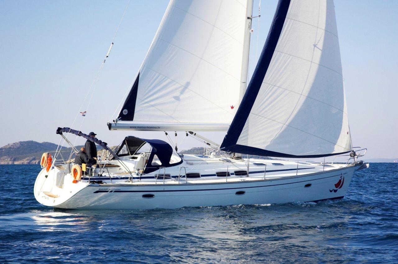 Bavaria 46 Cruiser - Murter, Croatia