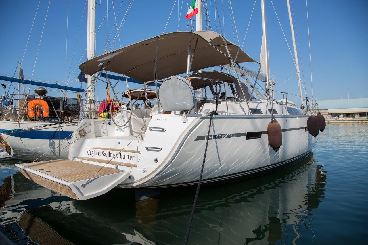 Bavaria Cruiser 51 - Pota Pota