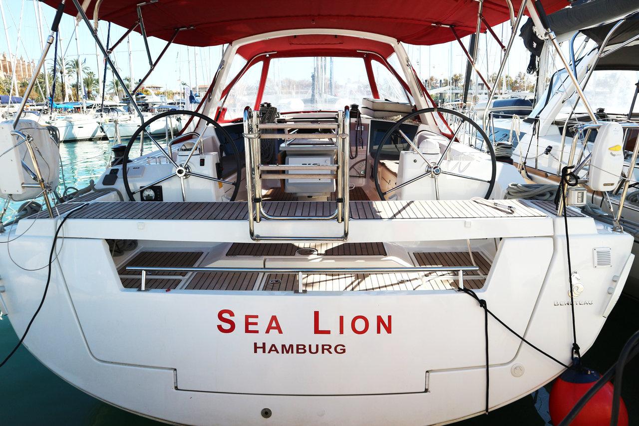 Oceanis 41 - Sea Lion