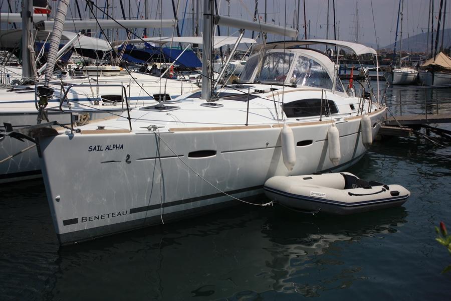 Oceanis 40  - Sail Alpha