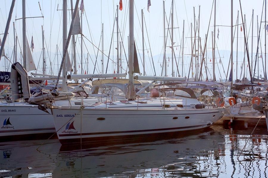 Bavaria 50 Cruiser (2008) - Fethiye