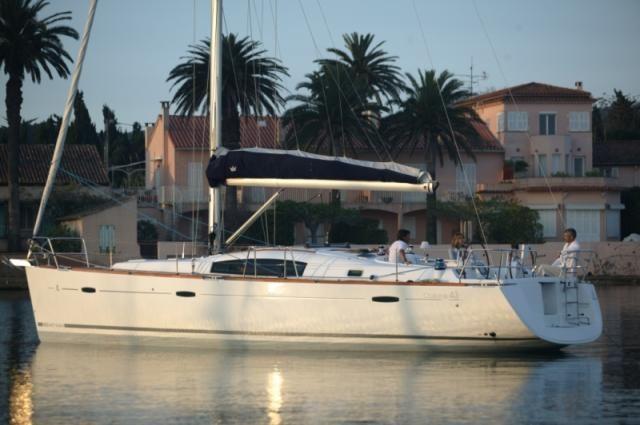 Oceanis 43 - 3 cab. - Sail Altair