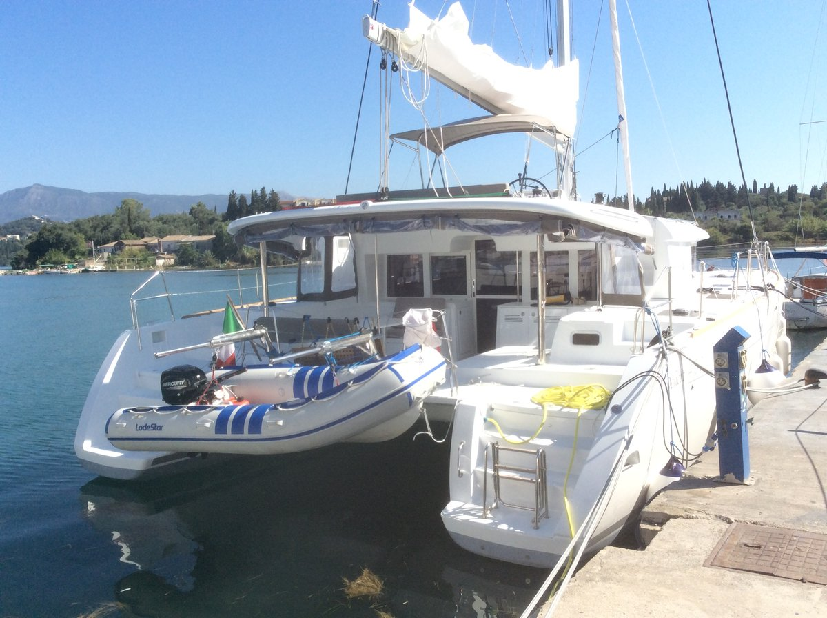 Lagoon 450 - 4 + 2 cab. - Delicia
