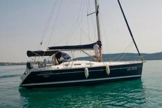 Oceanis Clipper 393 Maja
