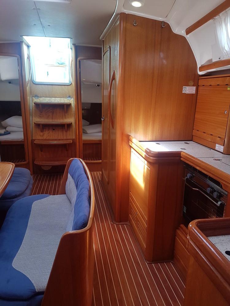 Bavaria 42 Cruiser, Antares I
