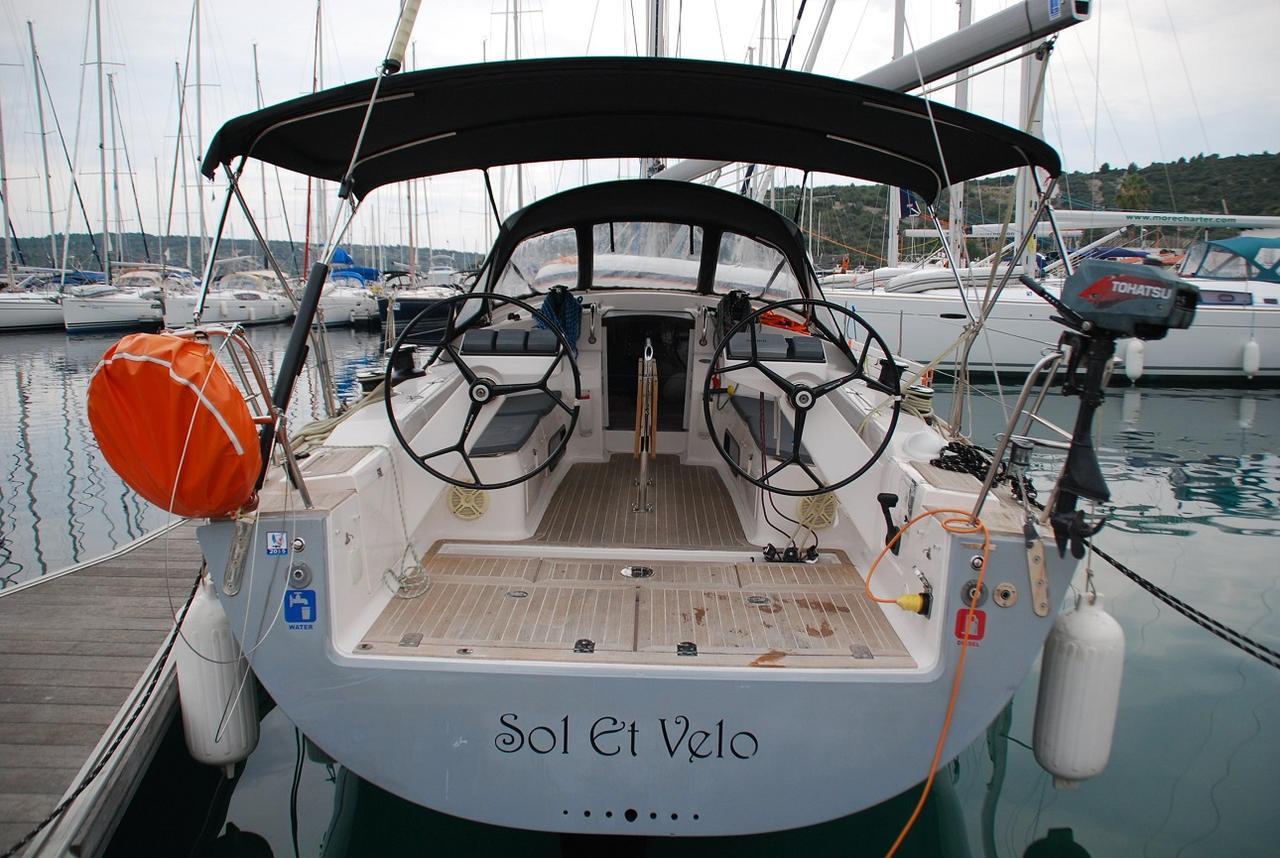 Salona 41, Sol Et Velo