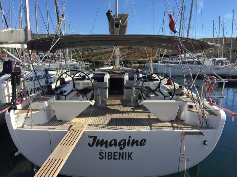 Hanse 575, Imagine I