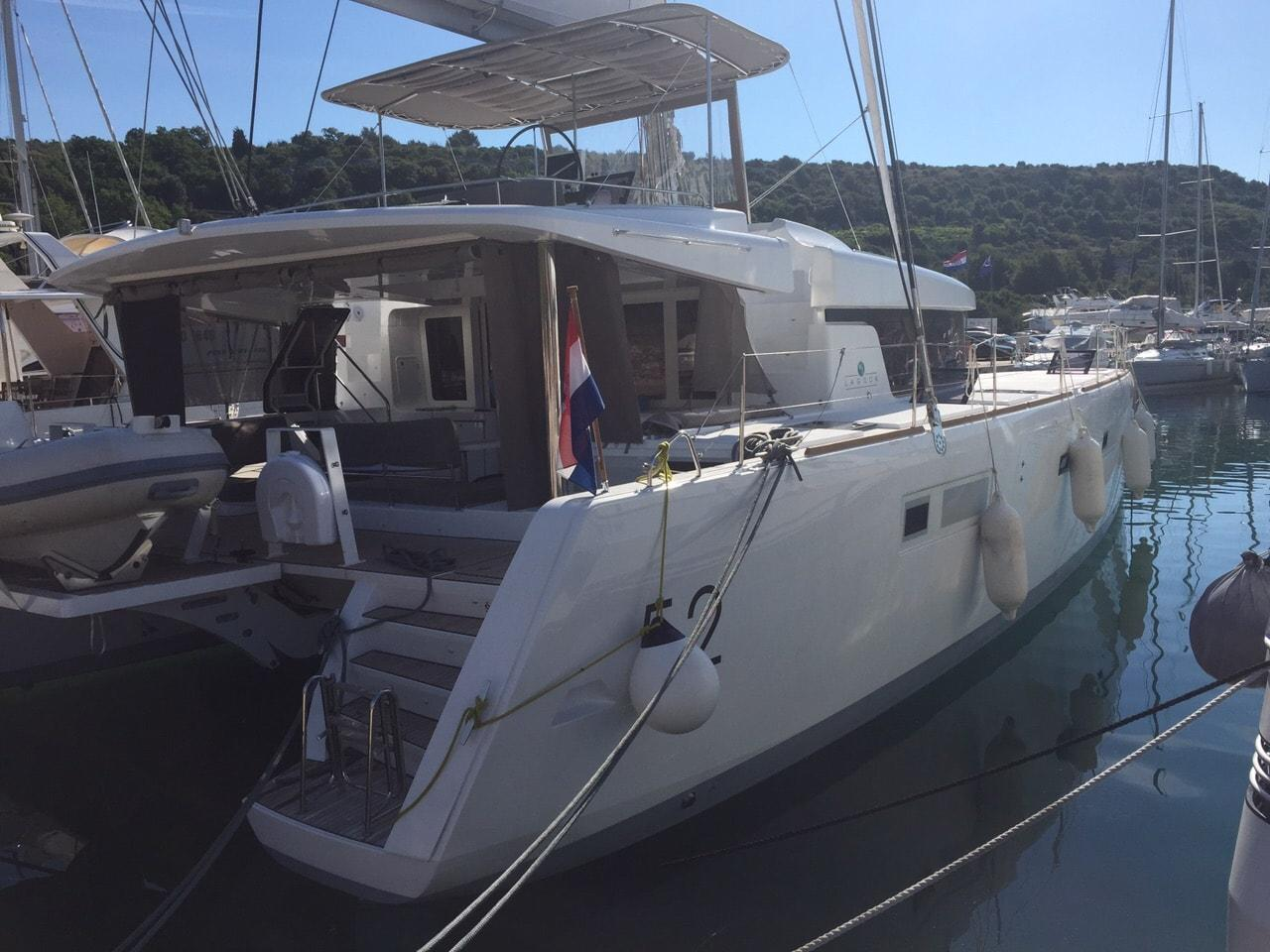 Lagoon 52, Adriatic Star
