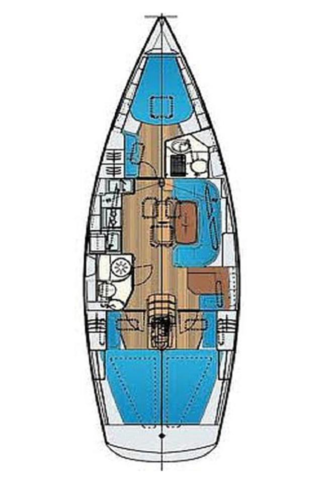 Bavaria 40 Cruiser Black Pearl 2008