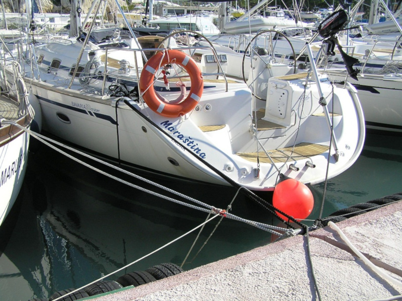 Bavaria 50 Cruiser - Maraština