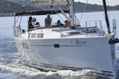 Hanse 505 - 5 cab. - Sunrise Yachting