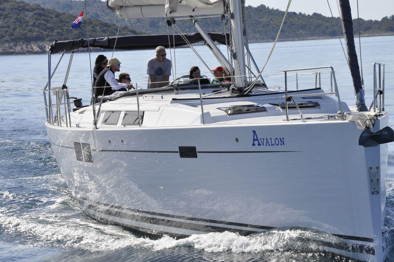 Hanse 505 - 5 cab. Avalon