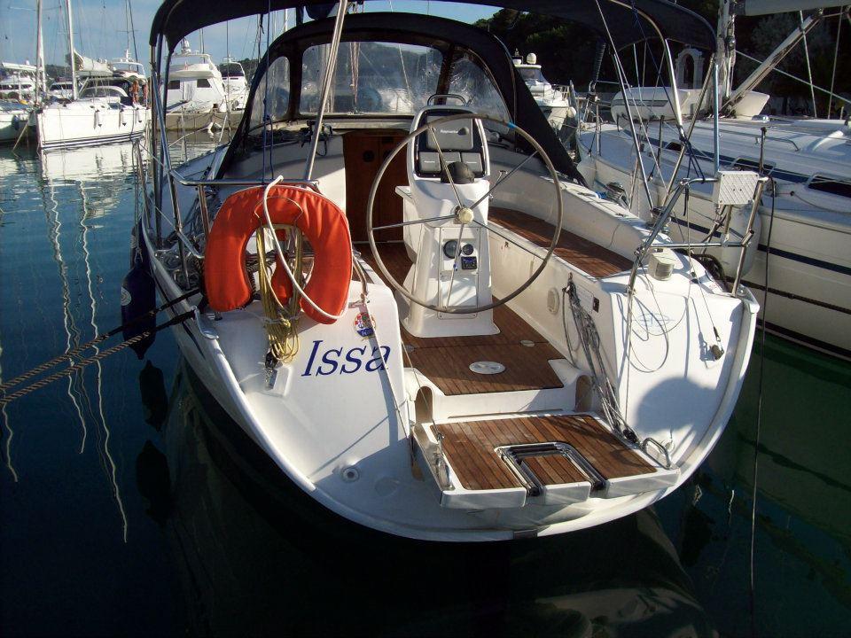 Bavaria 34 Cruiser, Issa