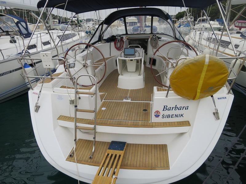 Sun Odyssey 49i Barbara