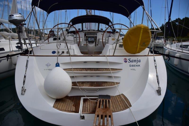 Sun Odyssey 54 DS Sanja