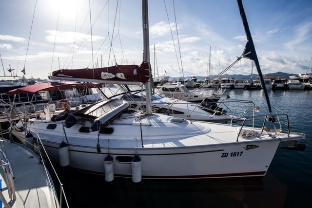 Gib Sea 33, Kristina
