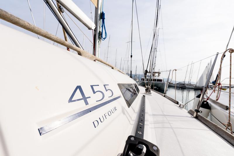 Dufour 455 GL, Presto